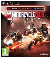 Bigben Interactive Motorcycle Club (PS3)