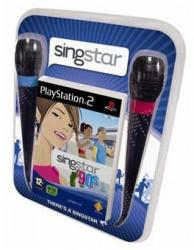 Sony SingStar '90s [Microphone Bundle] (PS2)