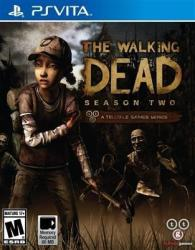 Telltale Games The Walking Dead A Telltale Games Series Season Two (PS Vita)