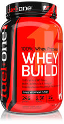 Fuel One 100% Whey Build 1800g