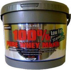 MegaPRO 100% Pure Whey Maxx - 4540g