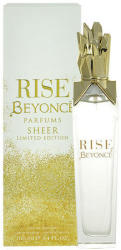 Beyoncé Rise Sheer (Limited Edition) EDP 100ml