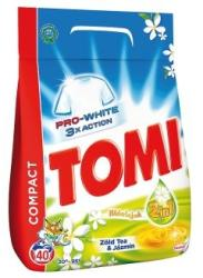TOMI Kristály Zöld Tea & Jázmin Mosópor 3kg