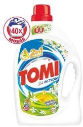 TOMI Zöld Tea & Jázmin Mosógél 2.64 L