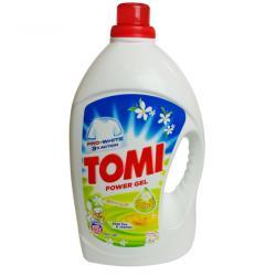TOMI Zöld Tea & Jázmin Mosógél 3.96 L