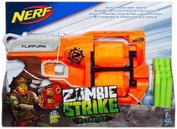 Hasbro NERF N-Strike Elite - Zombie Strike Flipfury