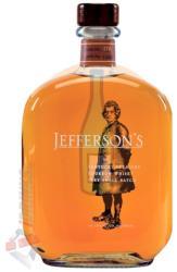JEFFERSON'S Bourbon Whiskey 0,7L 41,2%
