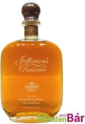 JEFFERSON'S Reserve Bourbon Whiskey 0,7L 45,1%