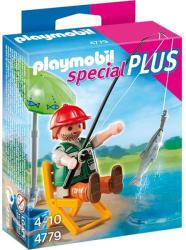 Playmobil Horgász nagy hallal (4779)