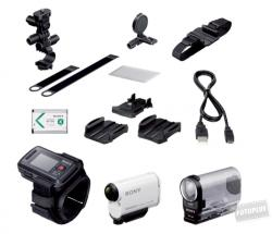Sony HDR-AS200VB Bike kit