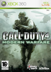 Activision Call of Duty 4 Modern Warfare (Xbox 360)