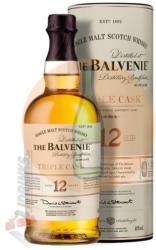 THE BALVENIE 12 Years Triple Cask Whiskey 1L 40%