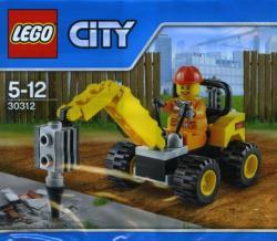LEGO City - Bontó fúrógép (30312)