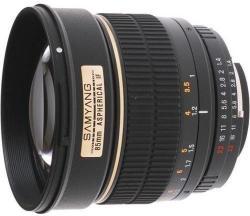 Samyang 85mm f/1.4 (Pentax)