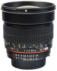 Samyang 85mm f/1.4 (Nikon)