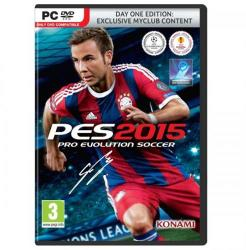 Konami PES 2015 Pro Evolution Soccer [Day One Edition] (PC)
