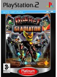 Sony Ratchet Gladiator [Platinum] (PS2)
