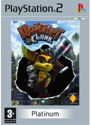 Sony Ratchet & Clank [Platinum] (PS2)