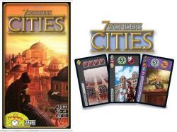 Asmodee 7 Wonders 7 csoda - Cities kiegészítő