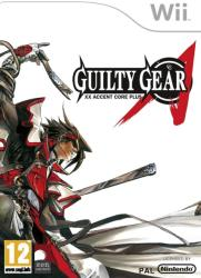 PQube Guilty Gear XX Accent Core Plus (Wii)