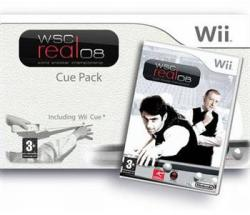 Blade Interactive WSC Real 08 World Snooker Championship [Cue Pack] (Wii)