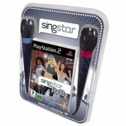 Sony SingStar R&B [Microphone Bundle] (PS2)