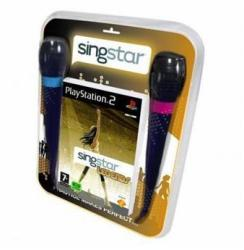 Sony SingStar Legends [Microphone Bundle] (PS2)