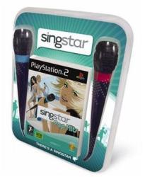 Sony SingStar Pop Hits [Microphone Bundle] (PS2)