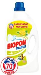 Biopon Takarékos Mosógél Fehér 4.62 L