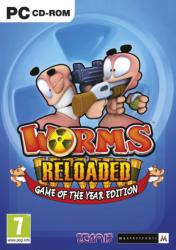 Mastertronic Worms Reloaded [Game of the Year Edition] (PC)