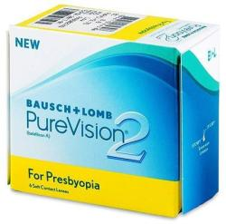 Bausch & Lomb PureVision 2 Multi-Focal For Presbyopia (6) - havi