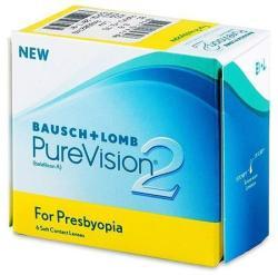 Bausch & Lomb PureVision 2 Multi-Focal For Presbyopia (6) - havi