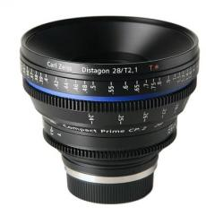ZEISS Carl Zeiss CP. 2 2.1/28 T* (Canon)