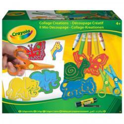 Crayola Állatfigurás kollázs készlet (04-1022)