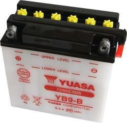 YUASA Yumicron 12V 9Ah bal YB9-B