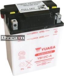 YUASA Yumicron 12V 12Ah bal YB12C-A