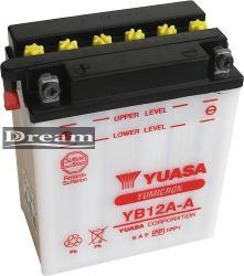 YUASA Yumicron 12V 12Ah bal YB12A-A