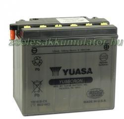 YUASA Yumicron 12V 19Ah bal YB16B-CX