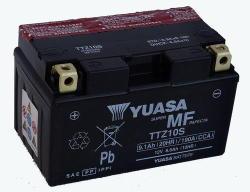 YUASA AGM 12V 8.6Ah bal TTZ10S-BS