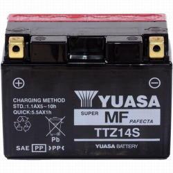 YUASA AGM 12V 11.2Ah bal TTZ14S-BS