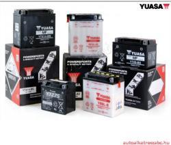 YUASA AGM 12V 6.5Ah bal YT7B-BS