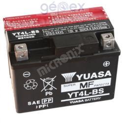 YUASA AGM 12V 3Ah jobb YT4L-BS