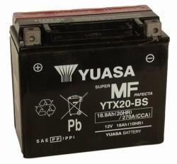 YUASA AGM 12V 18Ah bal YTX20-BS