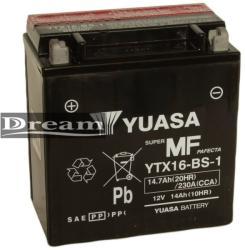 YUASA AGM 12V 14Ah bal YTX16-BS-1