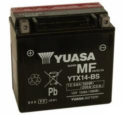 YUASA AGM 12V 12Ah bal YTX14-BS