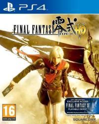 Square Enix Final Fantasy Type-0 HD (PS4)