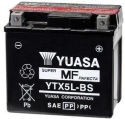 YUASA AGM 12V 4Ah jobb YTX5L-BS