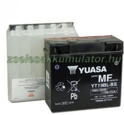 YUASA AGM 12V 18Ah jobb YT19BL-BS