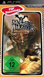 Capcom Monster Hunter Freedom [Essentials] (PSP)