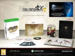 Square Enix Final Fantasy Type-0 HD [Collector's Edition] (Xbox One)